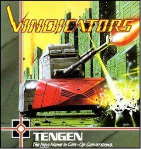 Vindicators per Commodore 64
