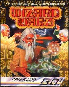 Wizard Warz per Commodore 64