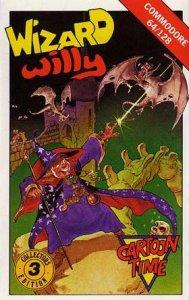 Wizard Willy per Commodore 64