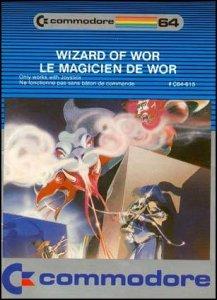Wizard of Wor per Commodore 64