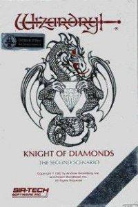Wizardry II: The Knight of Diamonds per Commodore 64