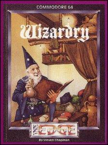 Wizardry per Commodore 64