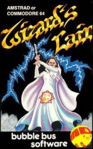 Wizard's Lair per Commodore 64