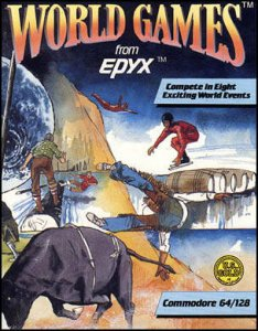 World Games per Commodore 64