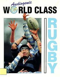 World Class Rugby per Commodore 64
