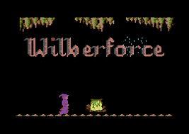 Wilberforce: The Sorcerer's Apprentice per Commodore 64