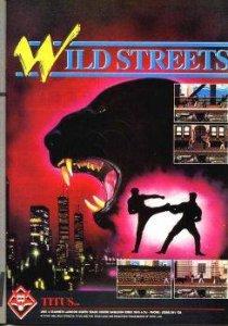 Wild Streets per Commodore 64