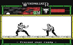 Windwalker - A Tale from Moebius per Commodore 64