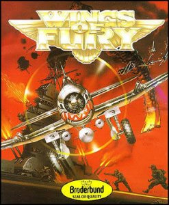 Wings of Fury per Commodore 64