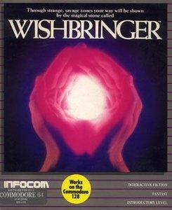 Wishbringer per Commodore 64