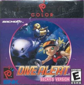 Dive Alert: Becky's Version per Neo Geo Pocket