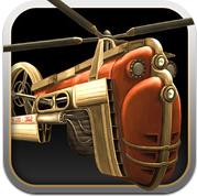 Gyro13 – Steam Copter Arcade HD per iPad