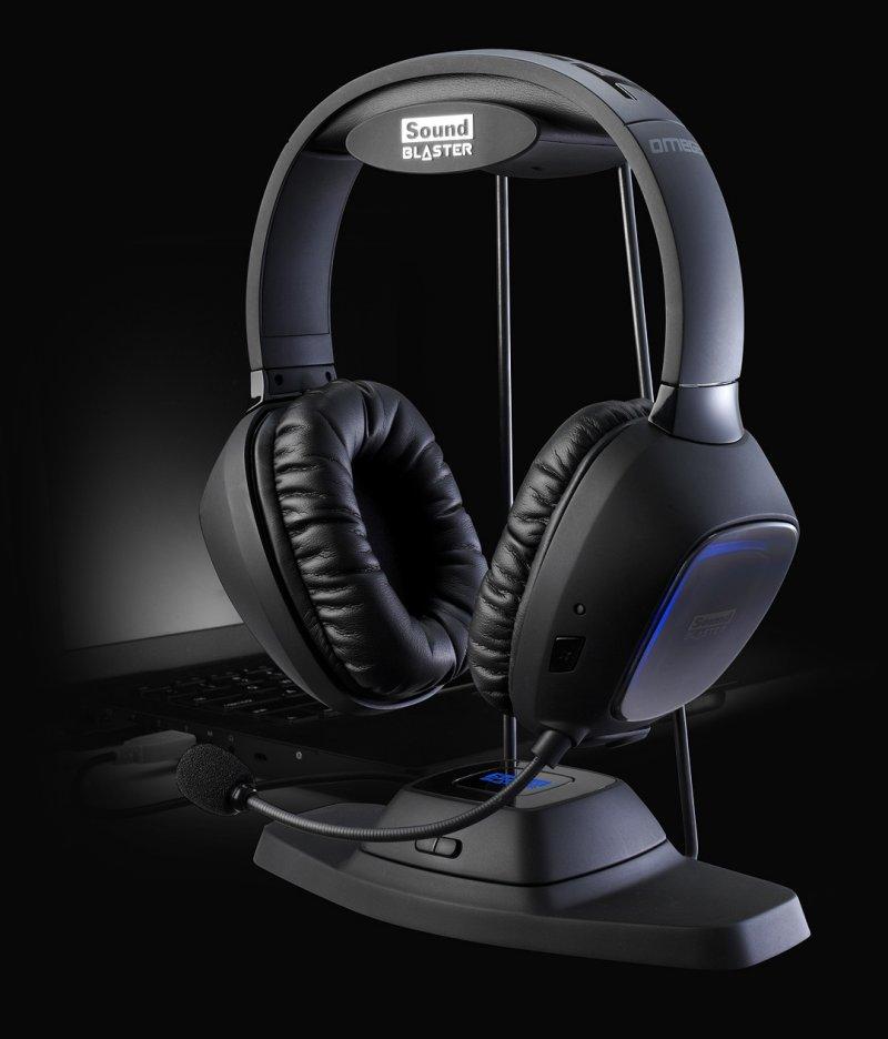Creative Sound Blaster Tactic 3D Omega