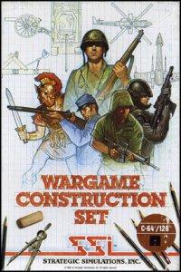 Wargame Construction Set per Commodore 64