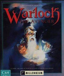 Warlock: The Avenger per Commodore 64