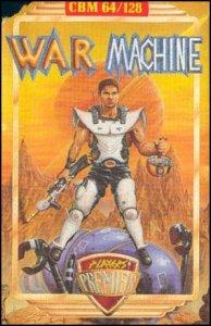 War Machine per Commodore 64