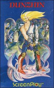 Warrior of Ras: Volume I - Dunzhin per Commodore 64