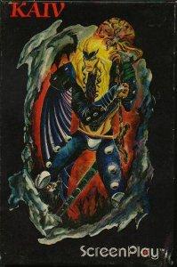 Warrior of Ras Volume II: Kaiv per Commodore 64