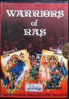 Warrior of Ras per Commodore 64