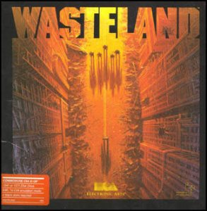 Wasteland per Commodore 64