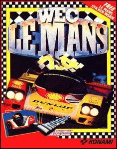 WEC Le Mans per Commodore 64
