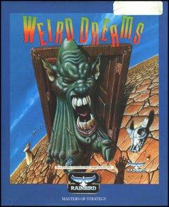 Weird Dreams per Commodore 64
