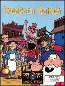 Western Games per Commodore 64