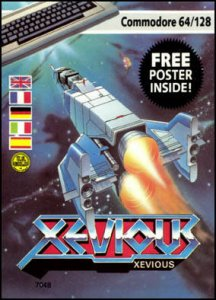 Xevious per Commodore 64