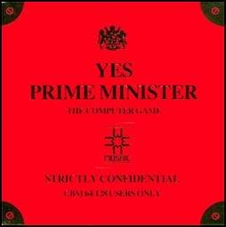 Yes, Prime Minister per Commodore 64