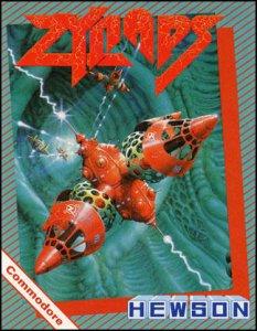 Zynaps per Commodore 64