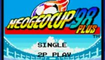 Neo Geo Cup '98 Plus Color - Gameplay