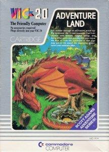 Adventureland per Commodore VIC-20