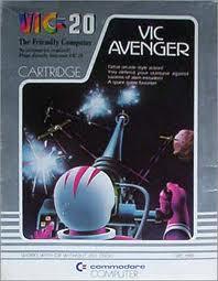 Avenger per Commodore VIC-20