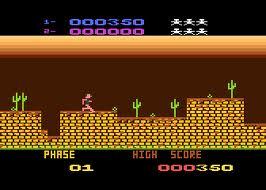 Aztec Challenge per Commodore VIC-20