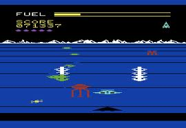 Buck Rogers: Planet of Zoom per Commodore VIC-20