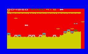 Cavern Fighter per Commodore VIC-20