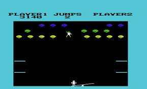 Clowns per Commodore VIC-20