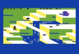 Congo Bongo per Commodore VIC-20