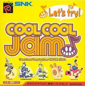 Cool Cool Jam per Neo Geo Pocket