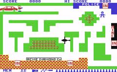 Cops and Robbers per Commodore VIC-20
