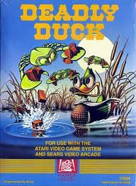 Deadly Duck per Commodore VIC-20