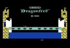 Dragonfire per Commodore VIC-20