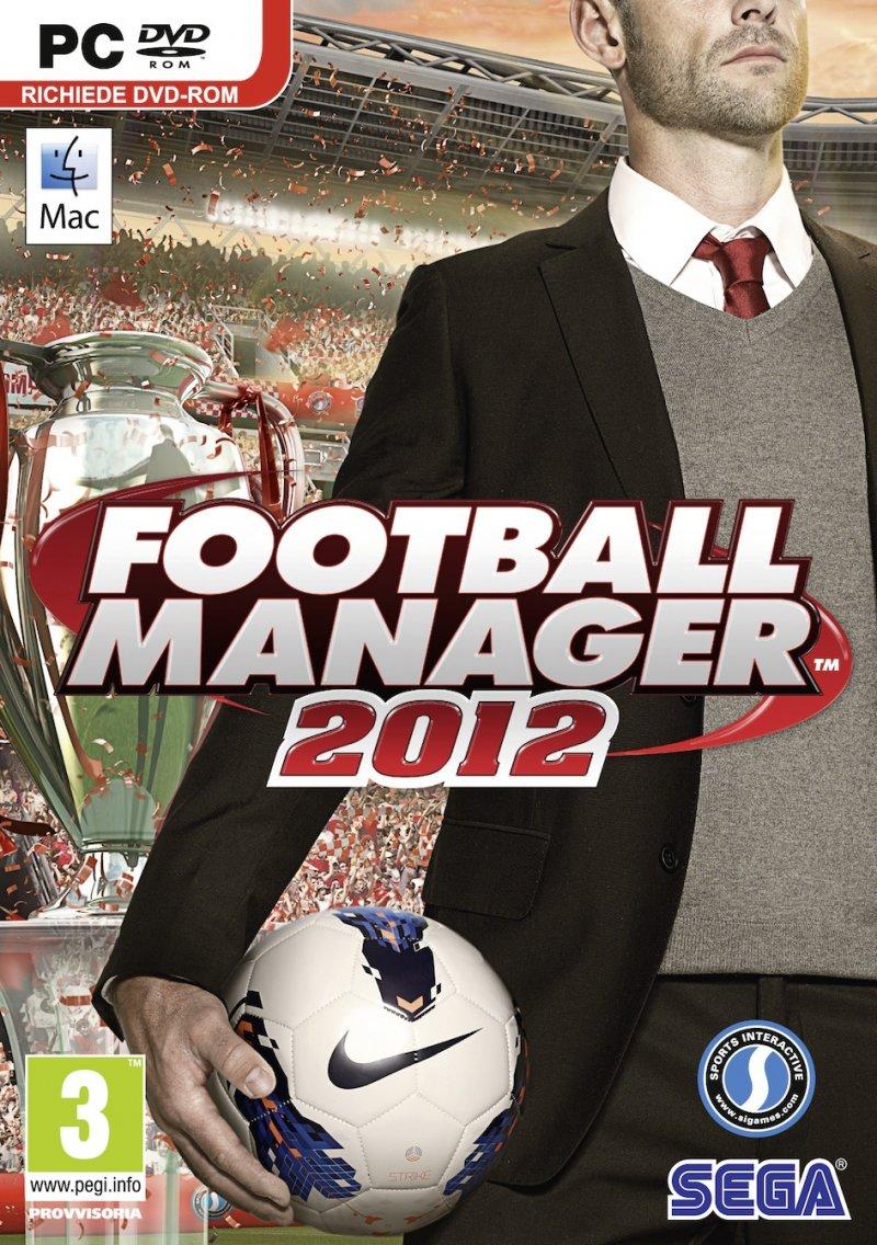 Presentato a Milano Football Manager 2012