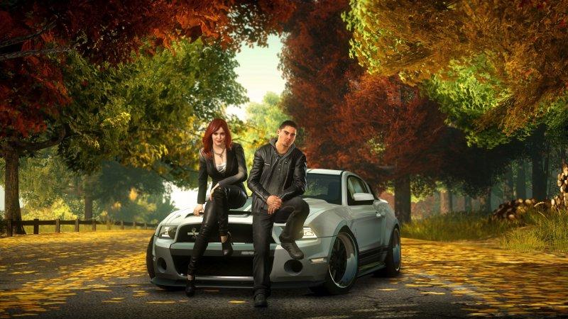 Need for Speed: The Run - Christina Hendricks e Sean Faris protagonisti