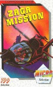 Zaga Mission per Commodore 64