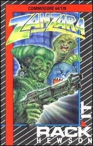 Zamzara per Commodore 64