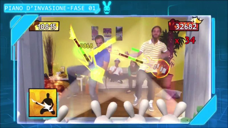 Uno strampalato party game