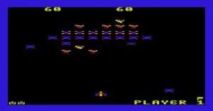 Galaxian per Commodore VIC-20