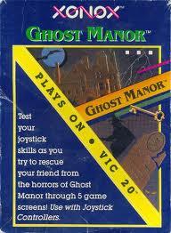Ghost Manor per Commodore VIC-20