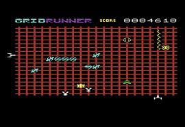Gridrunner per Commodore VIC-20